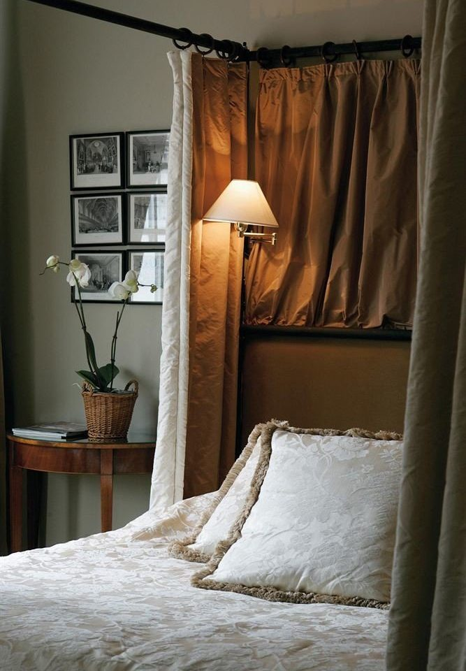 curtain Bedroom pillow house home textile lamp
