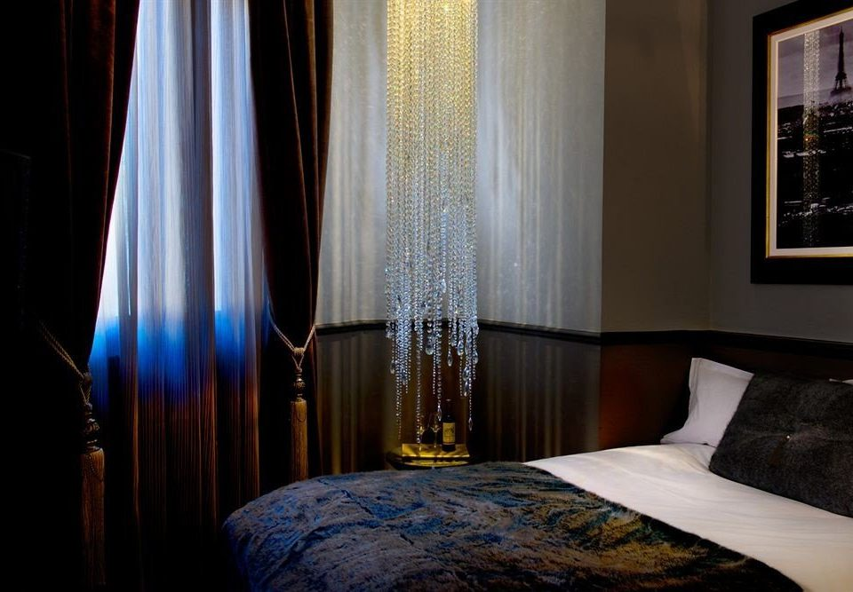 curtain Bedroom textile window treatment