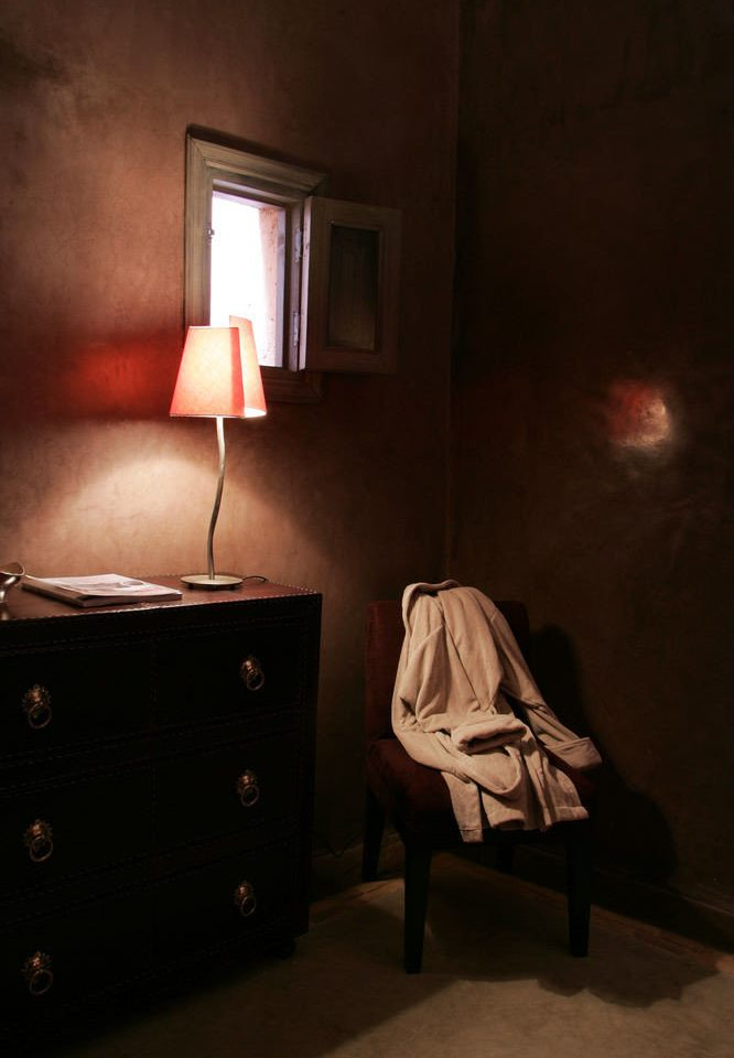 red house light Bedroom darkness lighting lamp home