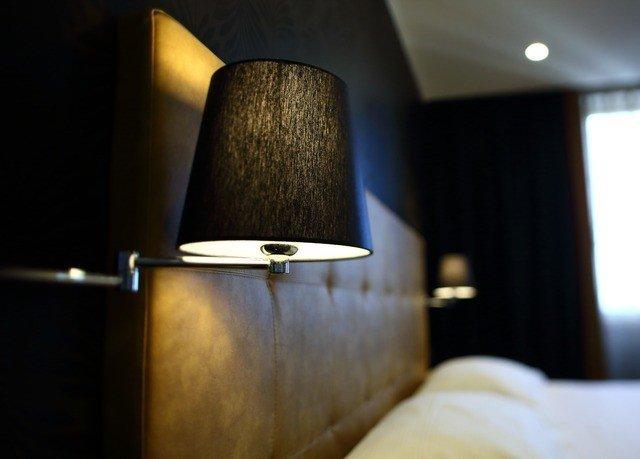 man made object light lighting light fixture lamp sconce decor Bedroom