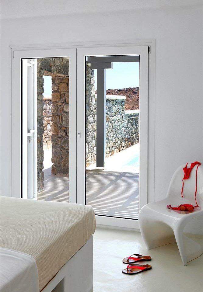 white property living room home Bedroom door flooring