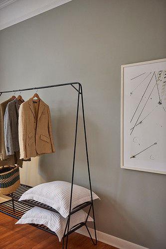 Bedroom drawing lamp