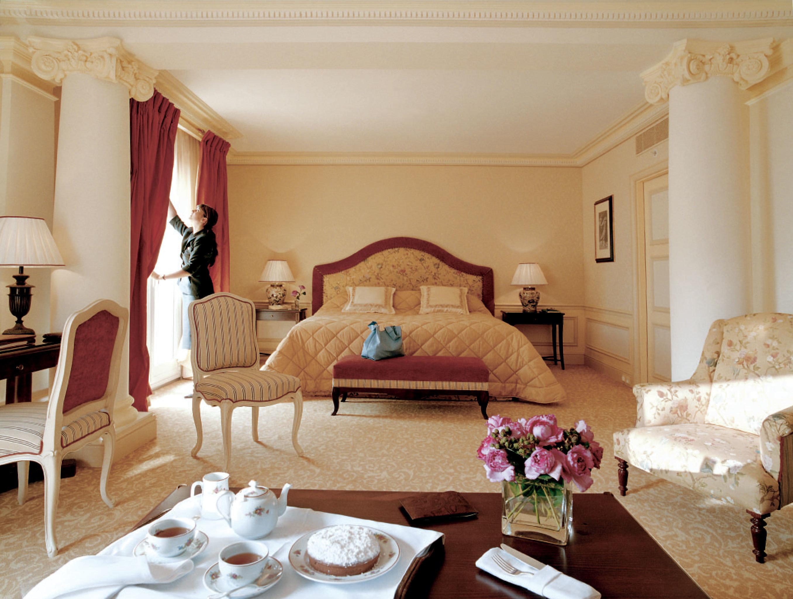 Bedroom Drink Elegant Rustic property Suite living room cottage Villa mansion