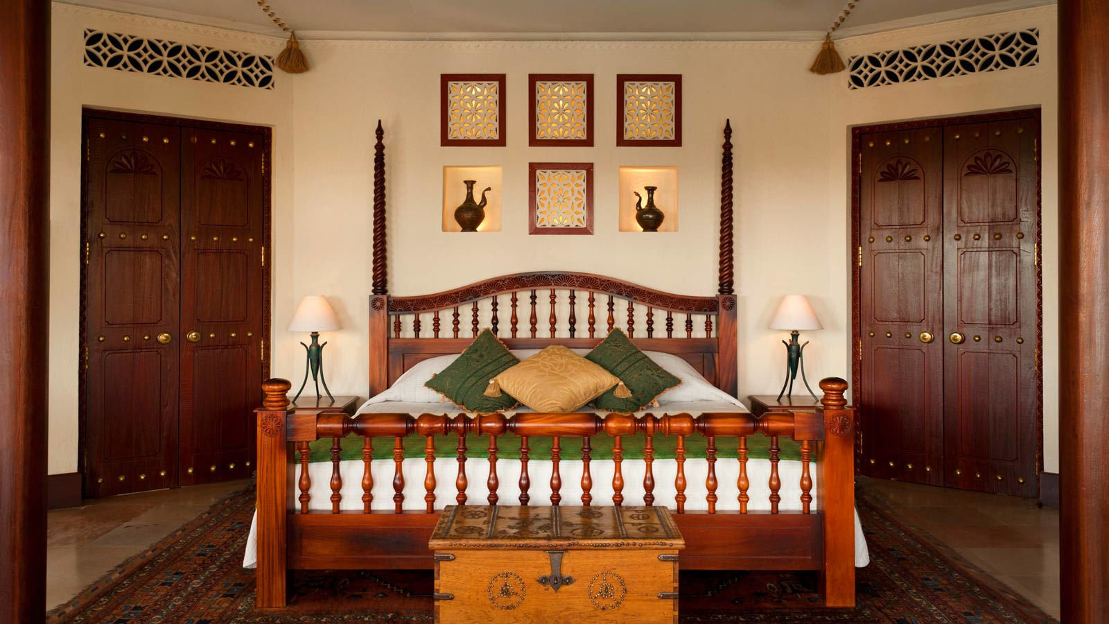 Dubai Hotels Luxury Travel Middle East bed frame home Bedroom product