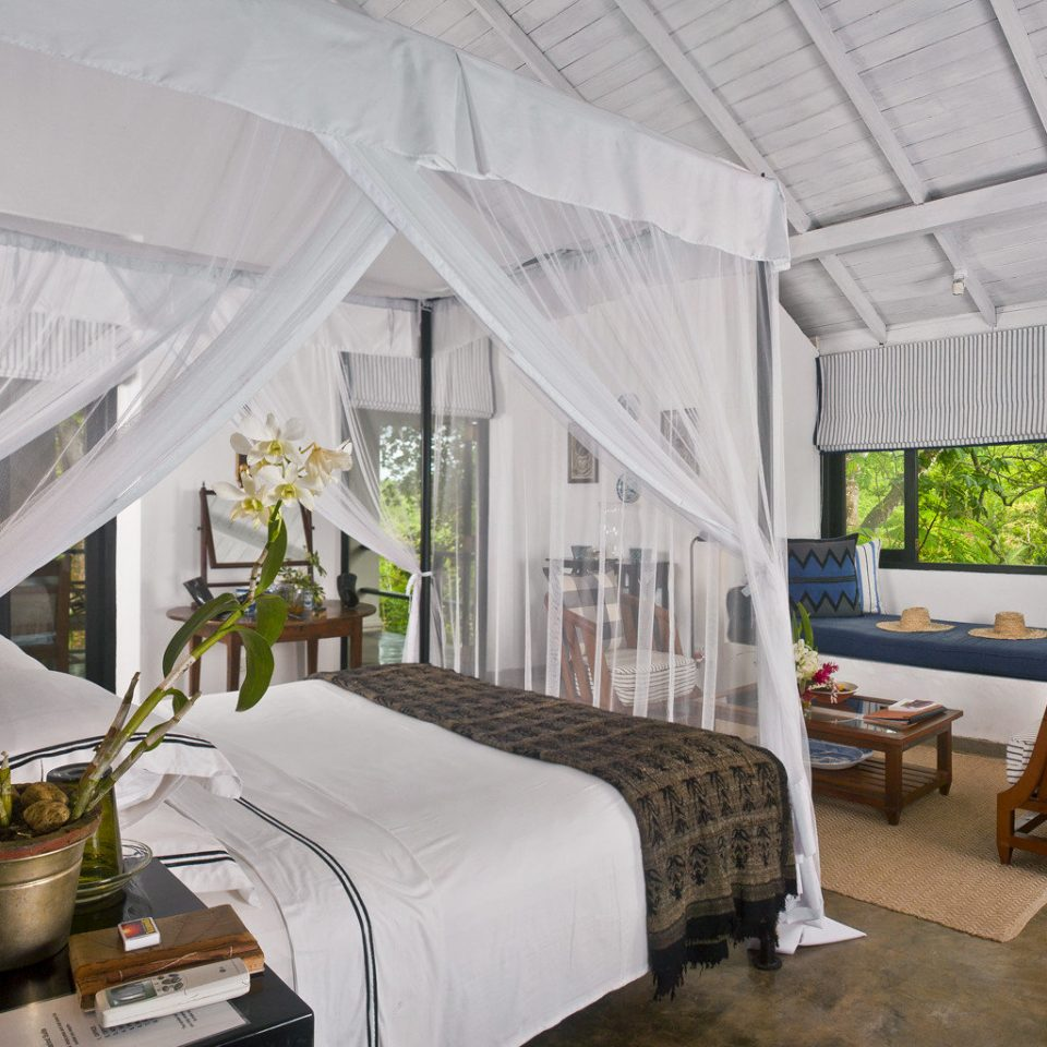 Bedroom Eco Luxury Rustic Suite property home cottage Villa