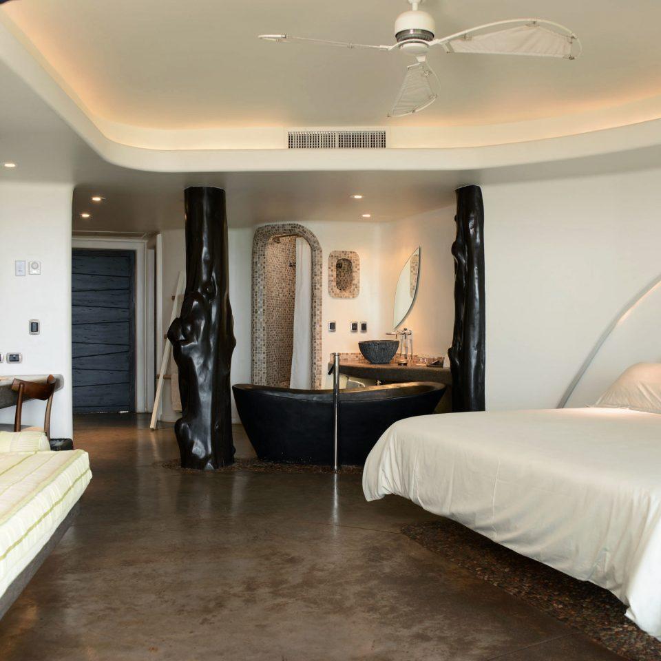Bedroom Eco Modern Romantic Suite property
