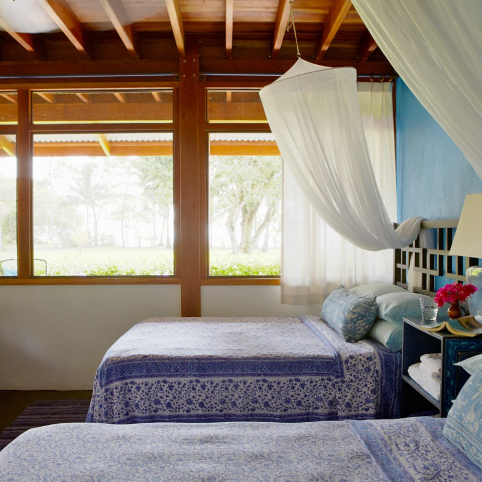 Bedroom Eco Resort Rustic Wellness property curtain home cottage living room Suite