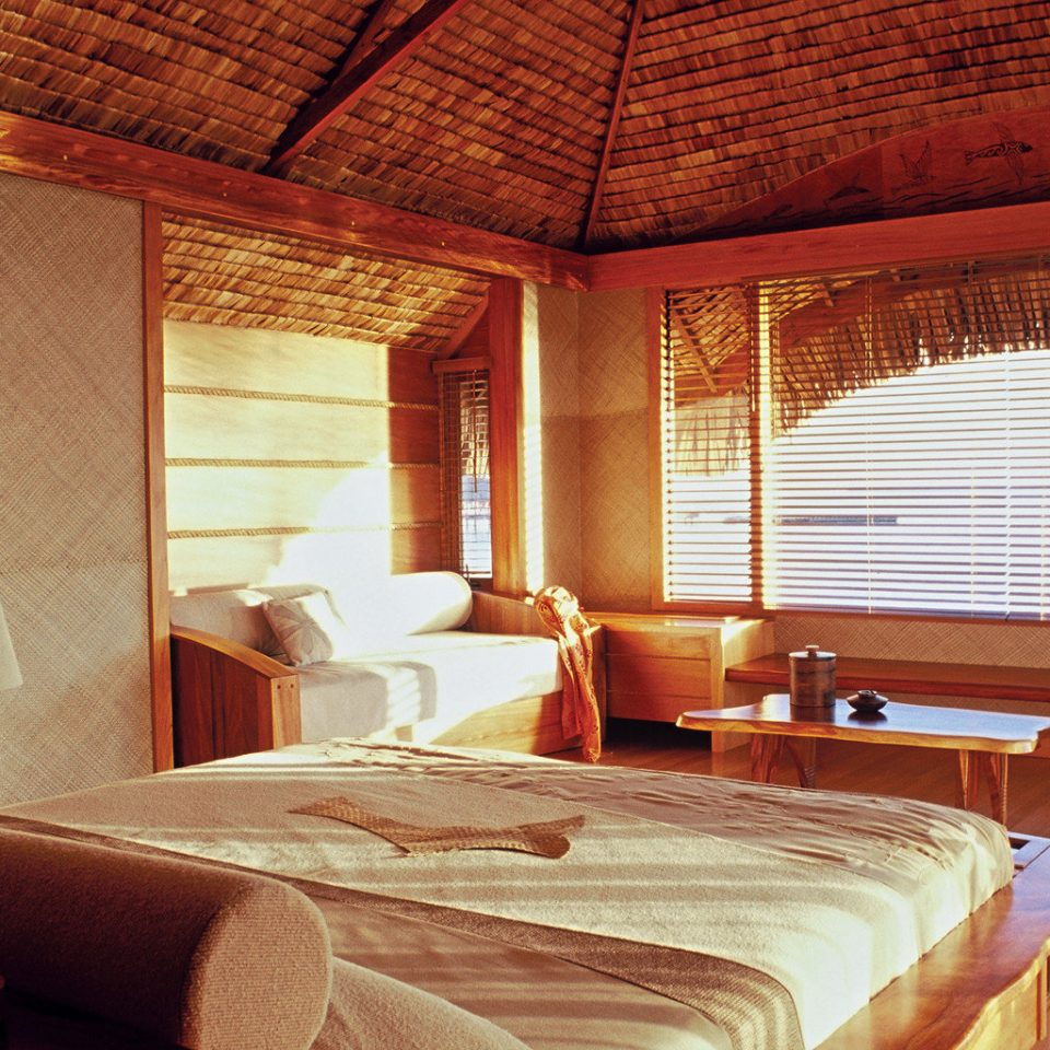 Bedroom Eco Suite property Resort cottage