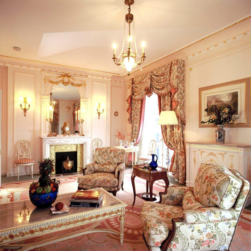 Elegant Hip Hotels Lounge living room Fireplace property home mansion Bedroom old stone