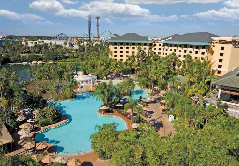 Bedroom Elegant Luxury Suite sky leisure property Resort Town amusement park park residential area Water park Village marina Garden