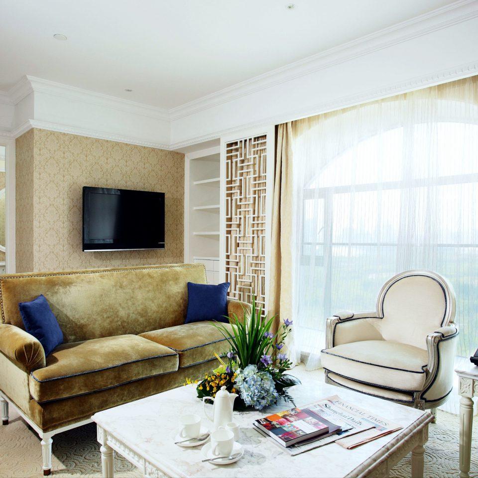 Elegant Hip Lounge Luxury Modern property living room home condominium Suite cottage Bedroom