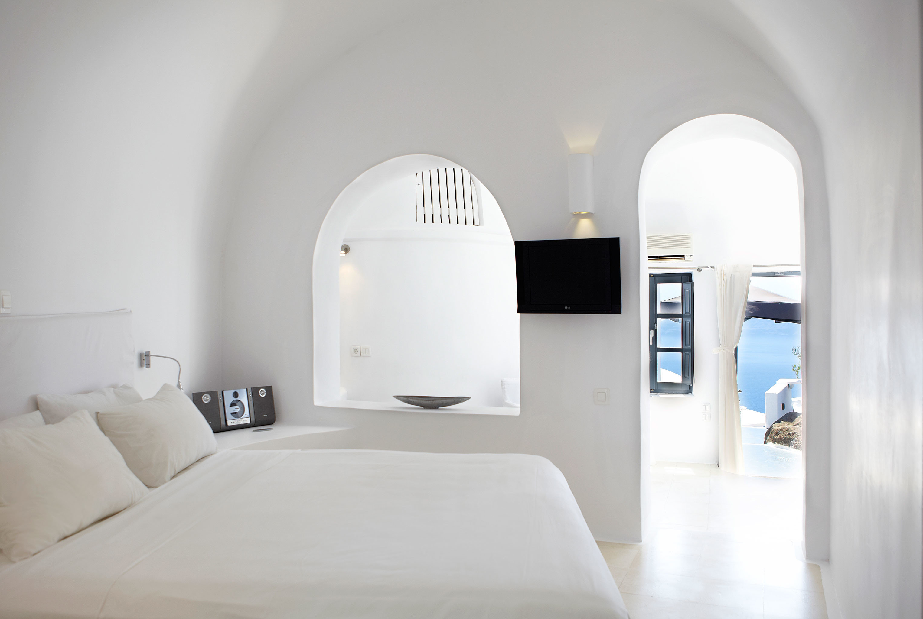 Bedroom Elegant Hip Luxury Suite property white home living room