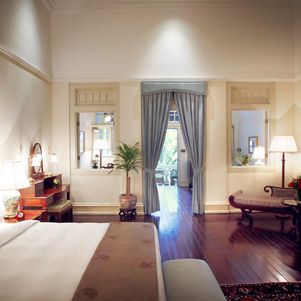 Bedroom Elegant Hip Luxury Modern Suite property house home living room mansion