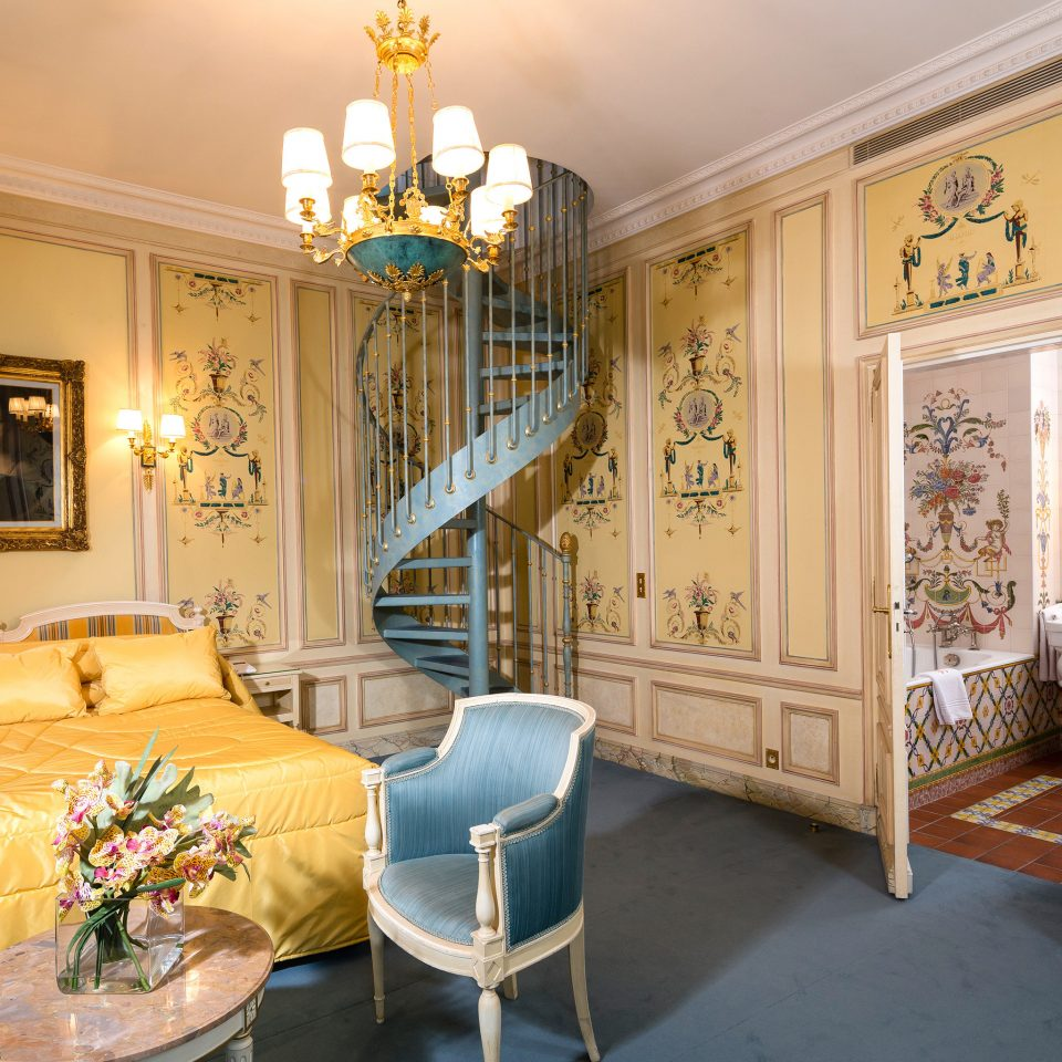 Bedroom Elegant Historic Luxury Suite Trip Ideas property chair living room home mansion cottage