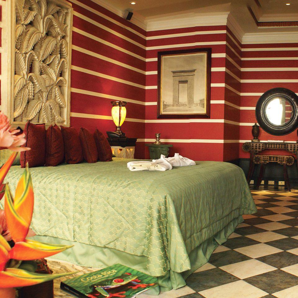 Bedroom Elegant Historic Luxury Romantic Suite Villa restaurant living room