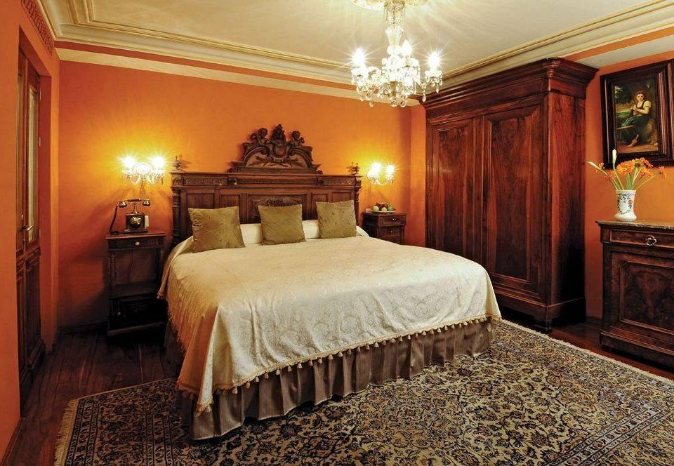 Bedroom Elegant Historic Luxury Romantic Suite property