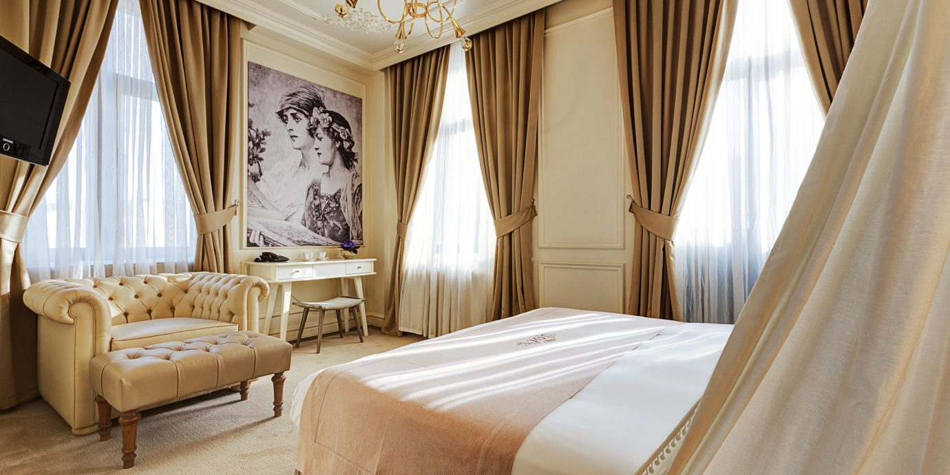 Bedroom Elegant Lounge Suite curtain cottage textile