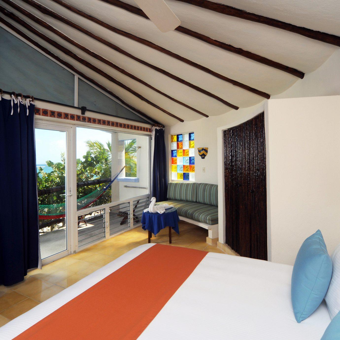 Bedroom Elegant Luxury Modern Suite property Resort Villa cottage