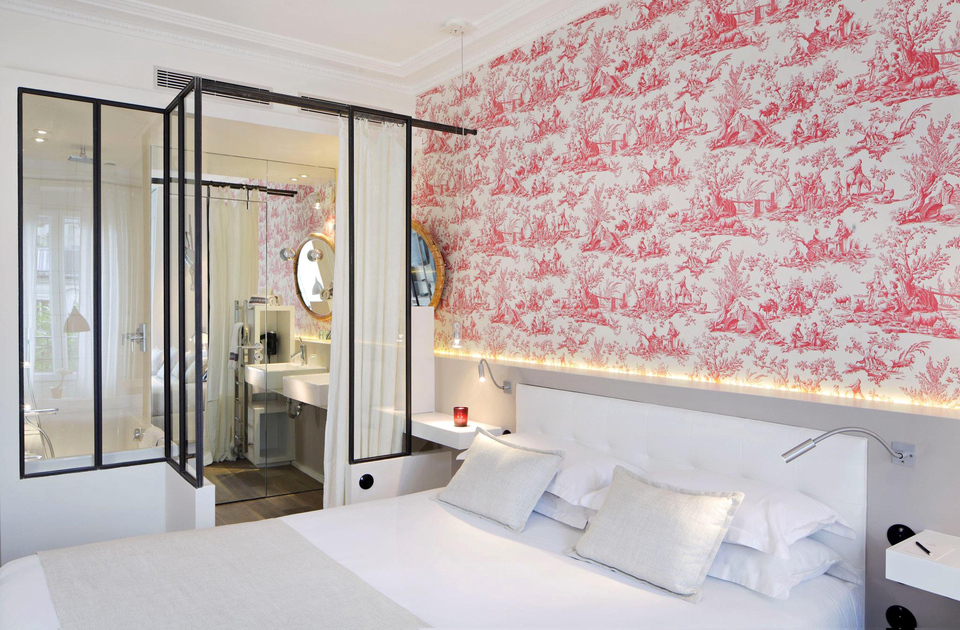 Bedroom Elegant Luxury Modern Suite property living room white