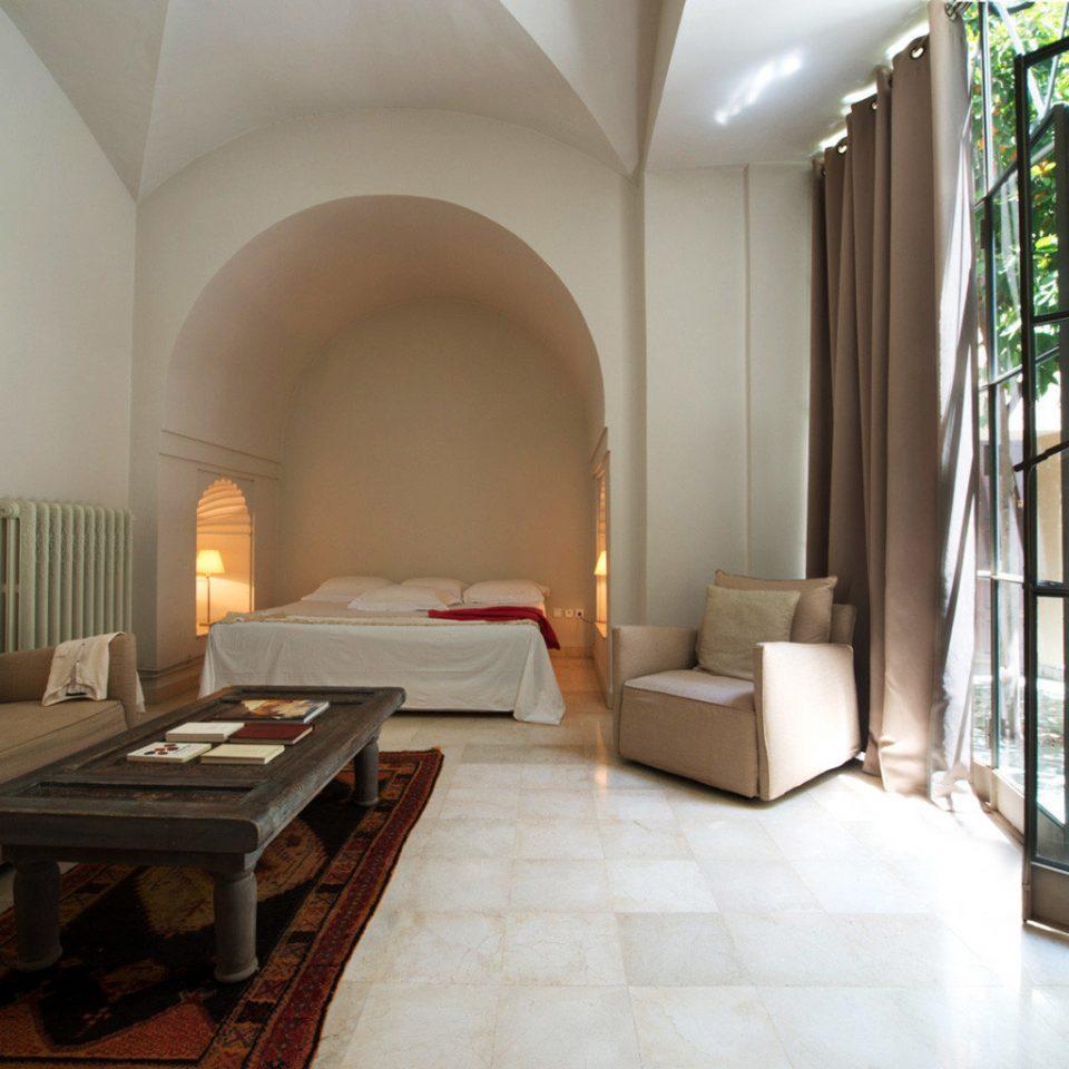 Bedroom Elegant Luxury Modern property house building living room Villa home cottage Suite