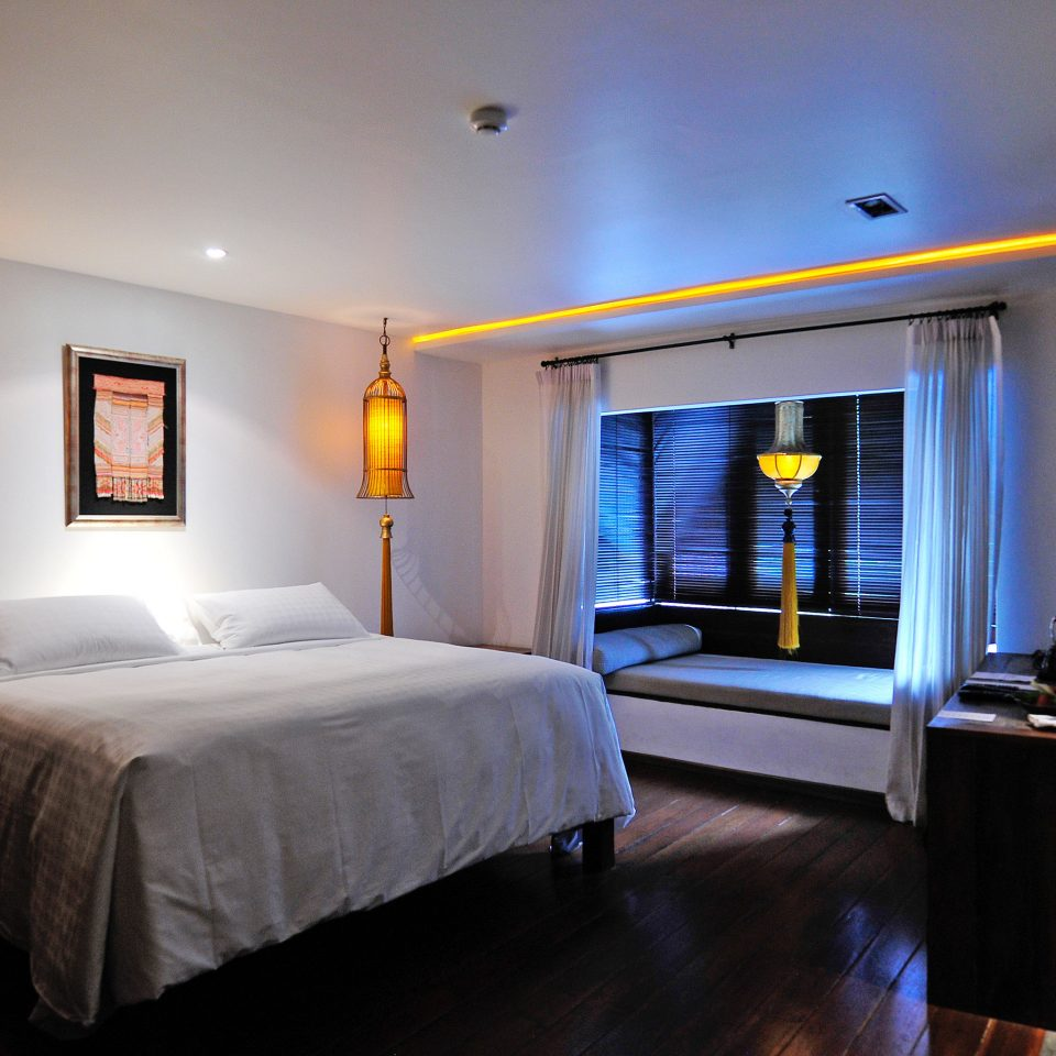 Bedroom Elegant Luxury Modern Suite property scene cottage Villa