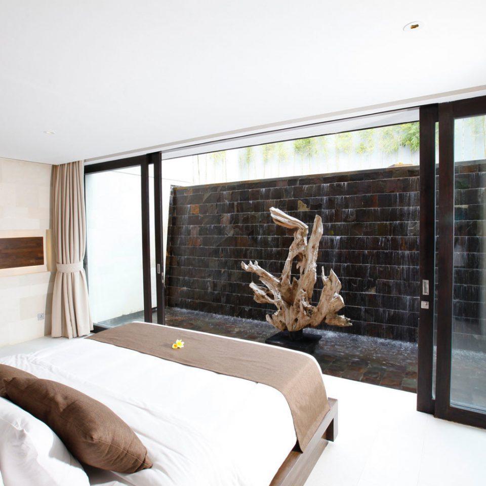 Bedroom Elegant Luxury Patio Suite property home