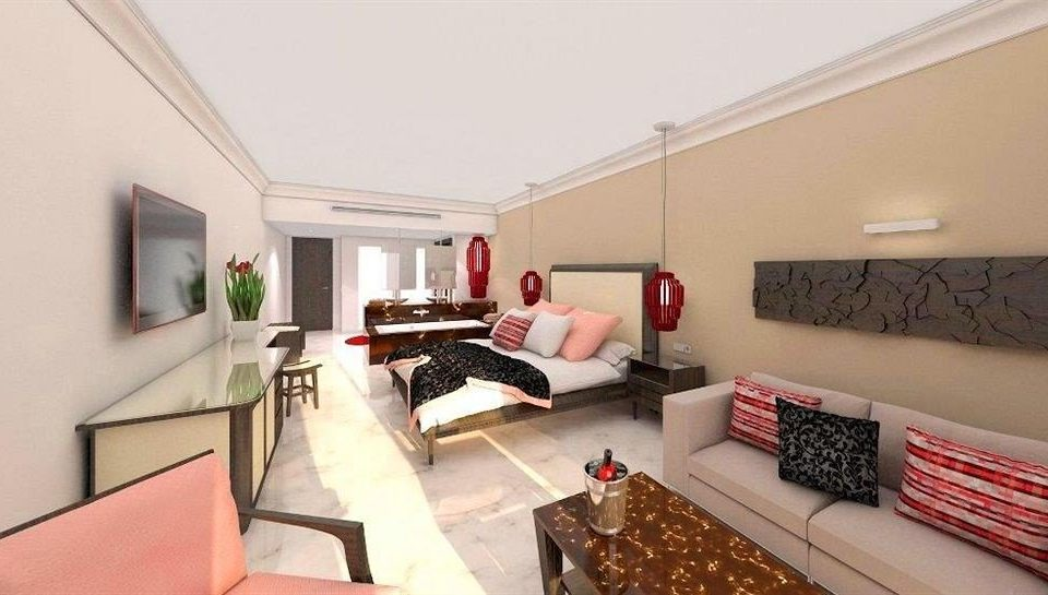 Bedroom Elegant Luxury Patio Scenic views Suite sofa property cottage Villa living room condominium pillow