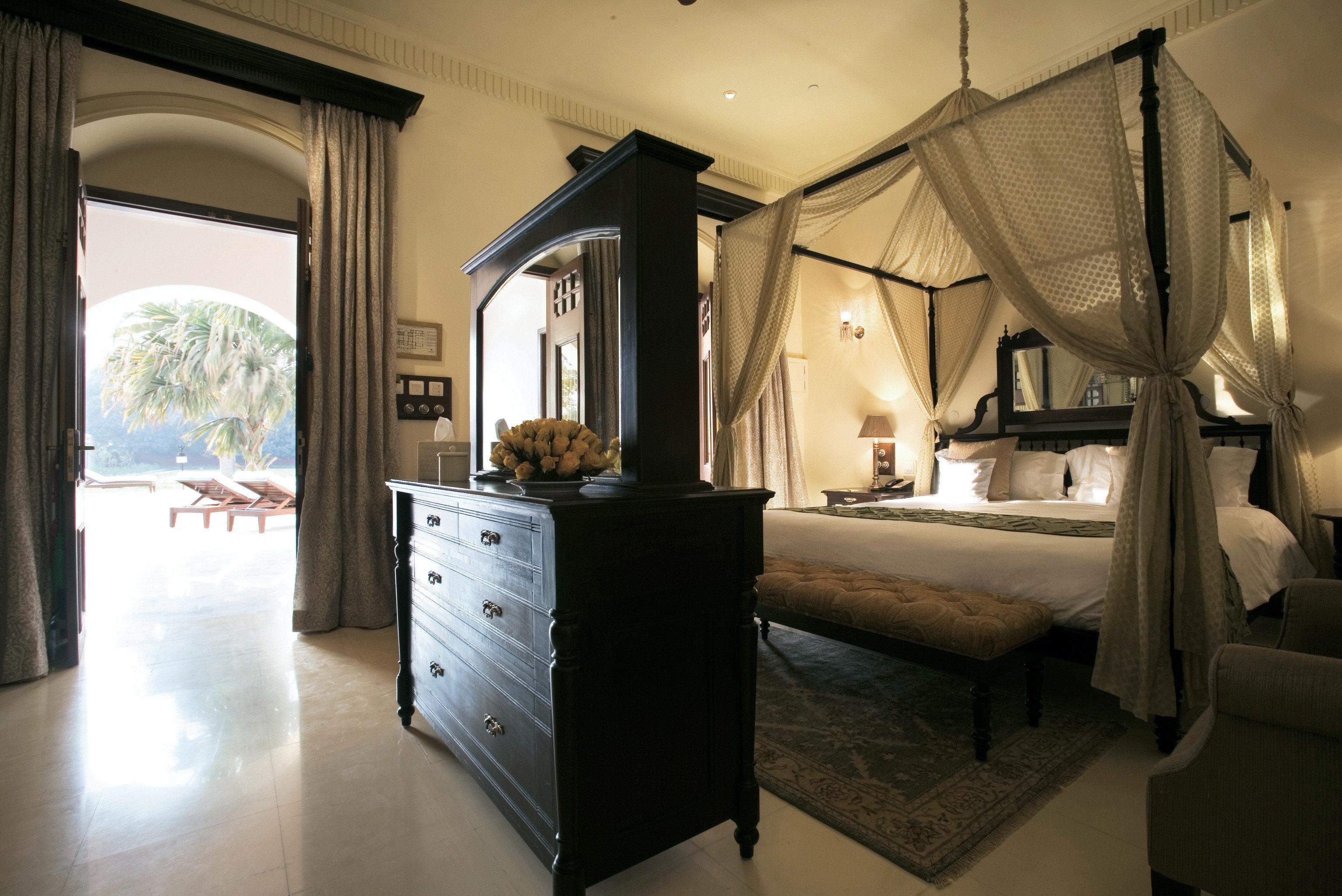 Bedroom Elegant Luxury Patio Resort property house home living room cottage mansion Villa Suite