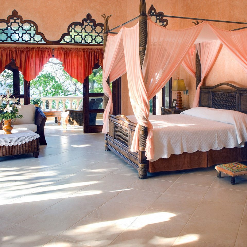 Bedroom Elegant Luxury Patio Rustic Scenic views Suite property living room Resort home Villa hacienda cottage