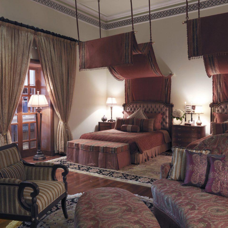 Bedroom Elegant Luxury Resort sofa property living room home cottage Suite mansion seat