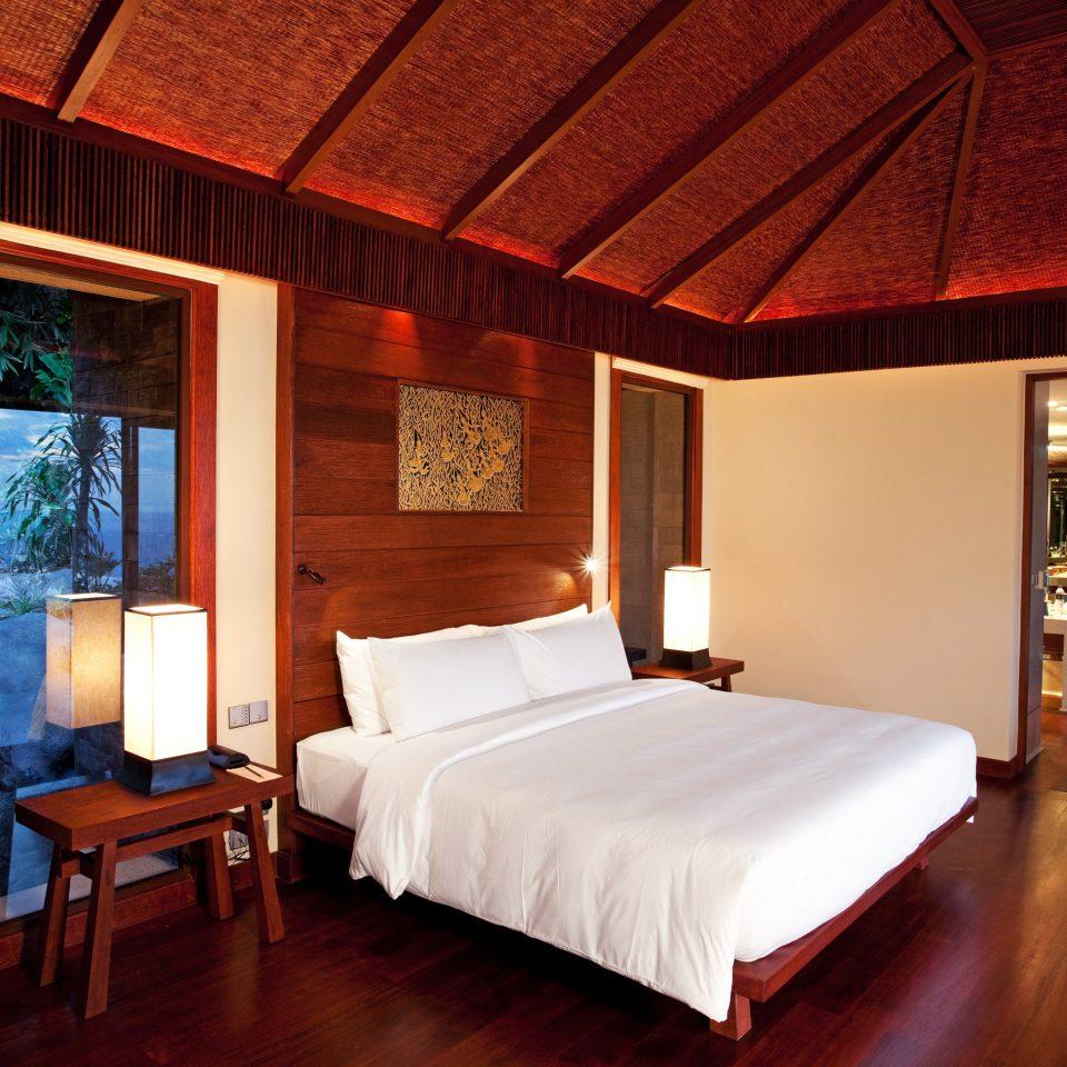 Bedroom Elegant Luxury Resort Suite property scene Villa cottage