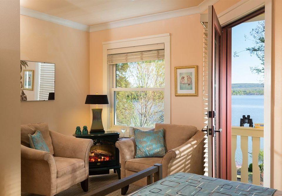 Bedroom Elegant Luxury Rustic Suite property living room home cottage hardwood