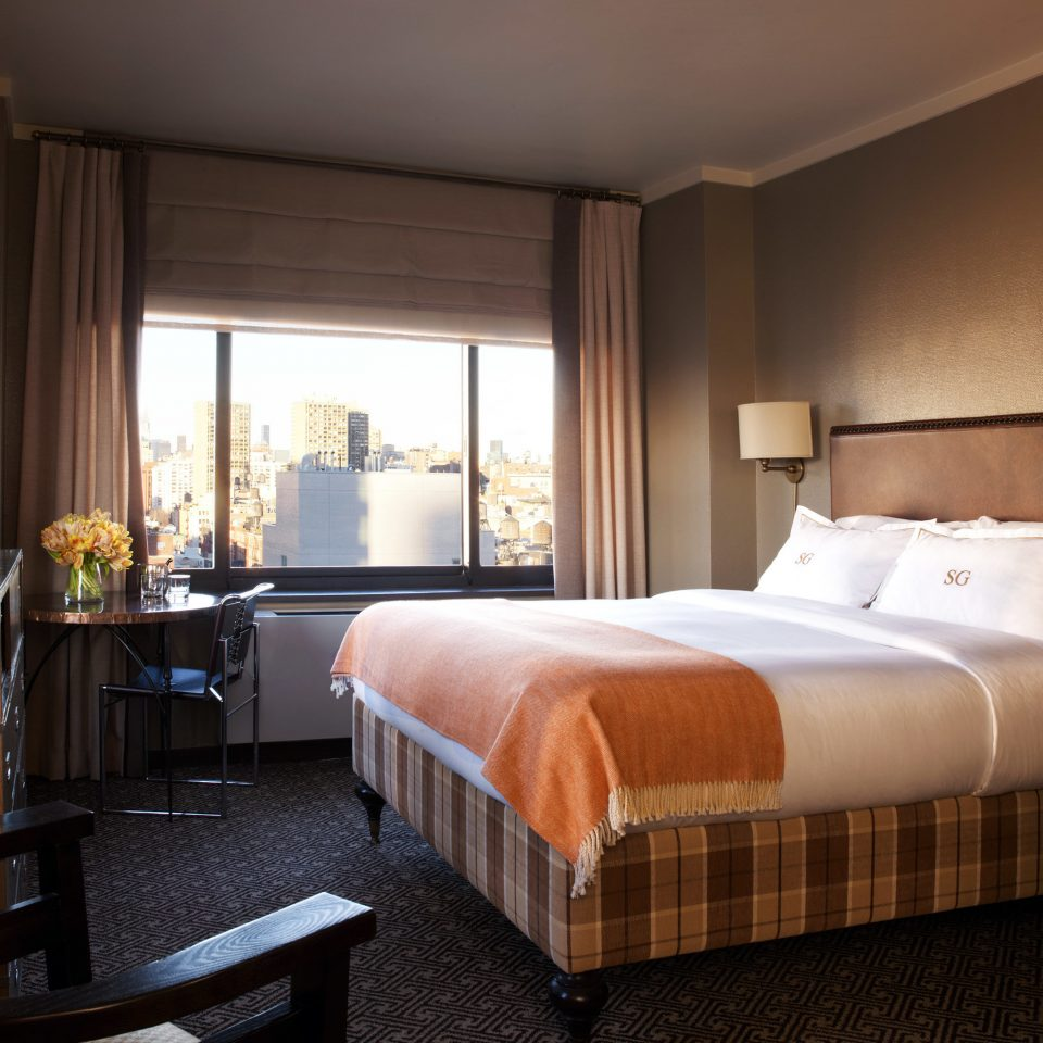 Bedroom Elegant Luxury Scenic views property Suite cottage