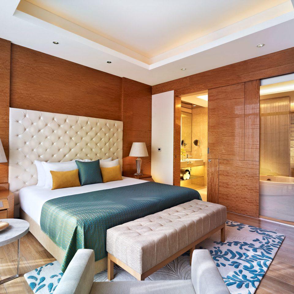 Bedroom Elegant Modern Suite property green cottage living room