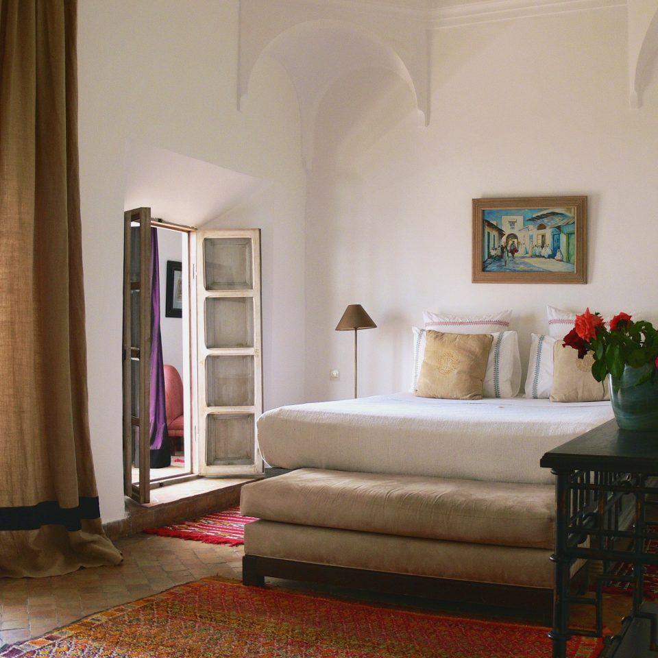 Bedroom Elegant Romantic Rustic property living room home curtain cottage Villa Suite mansion