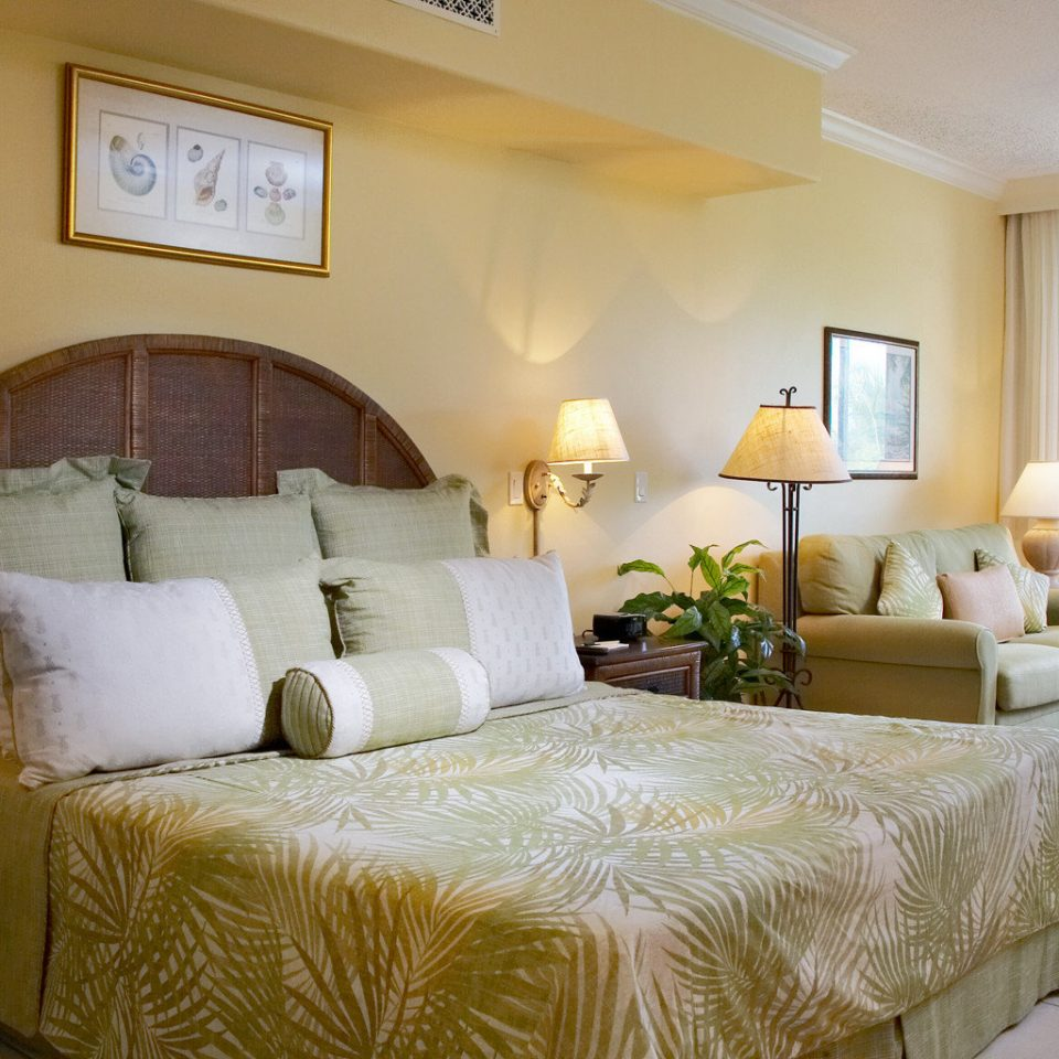 Bedroom Family Island Resort Tropical sofa property Suite living room cottage green home Villa nice