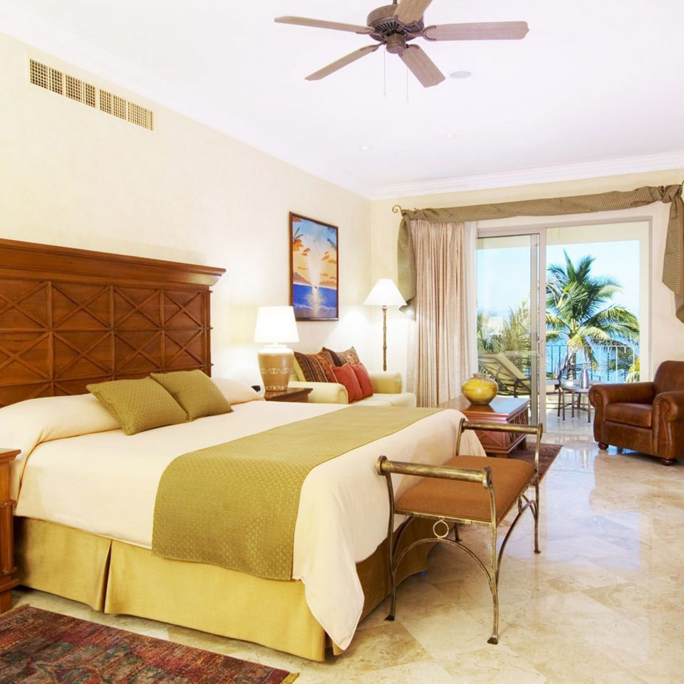 Bedroom Family Resort Suite Tropical Waterfront property cottage home hardwood Villa