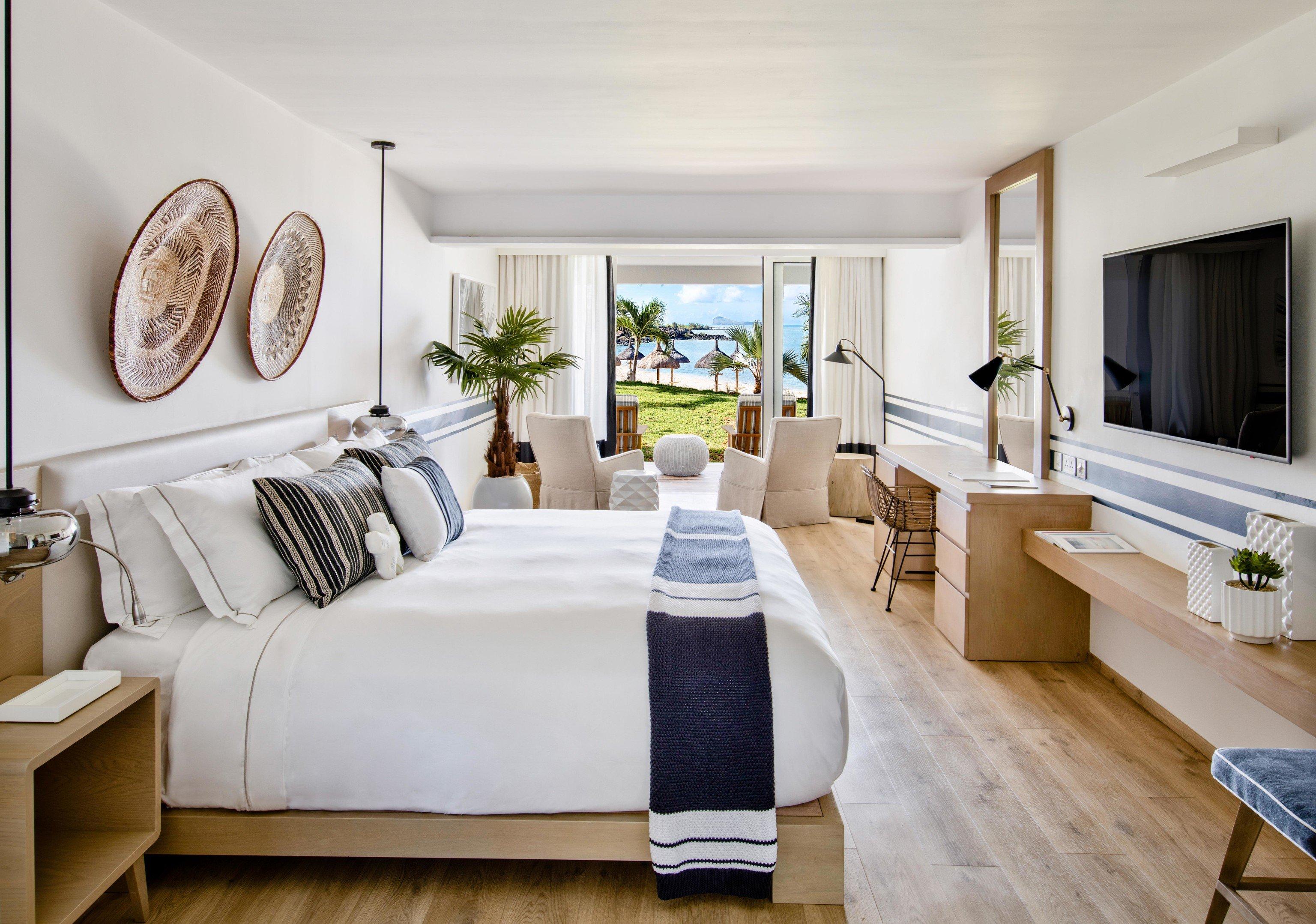 Health + Wellness Hotels Luxury Travel living room Suite white home Bedroom interior designer penthouse apartment flat