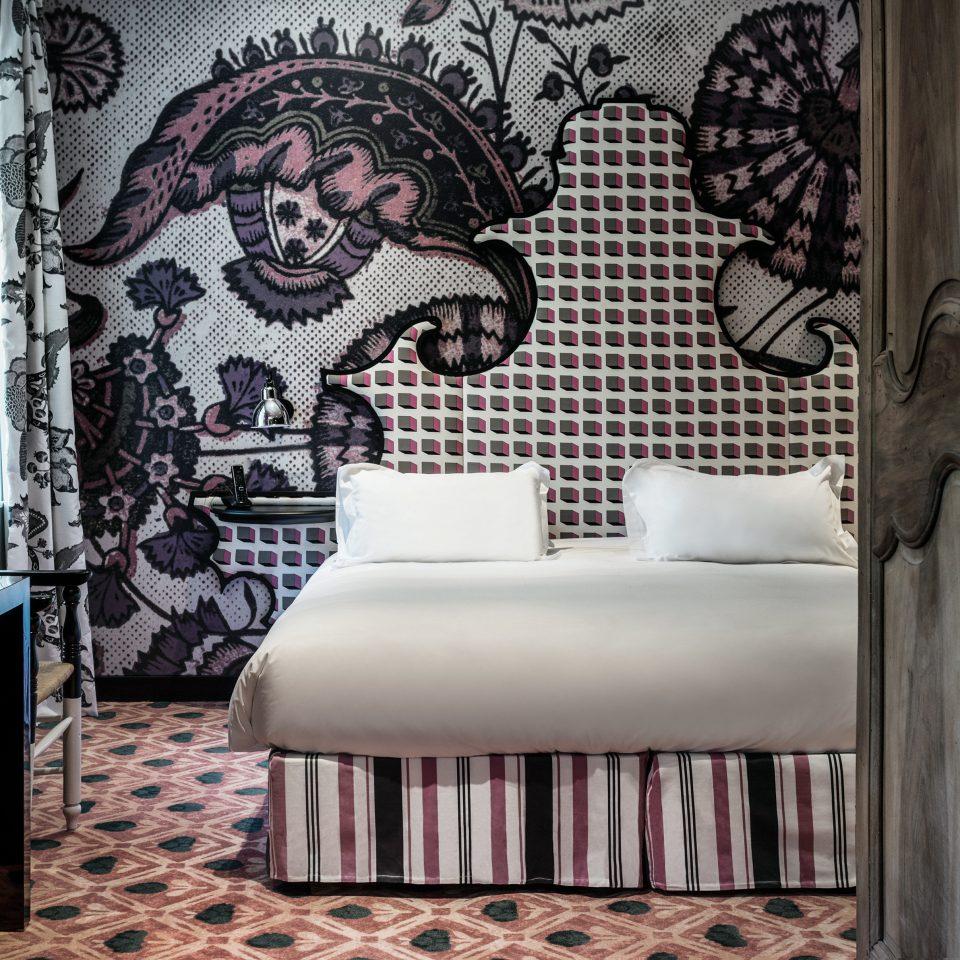 Bedroom Hip art mural modern art wallpaper textile