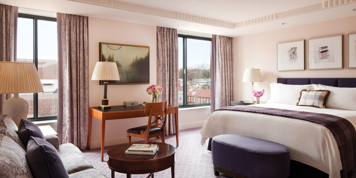 Bedroom Hip Hotels Luxury Modern Suite sofa property living room home condominium cottage