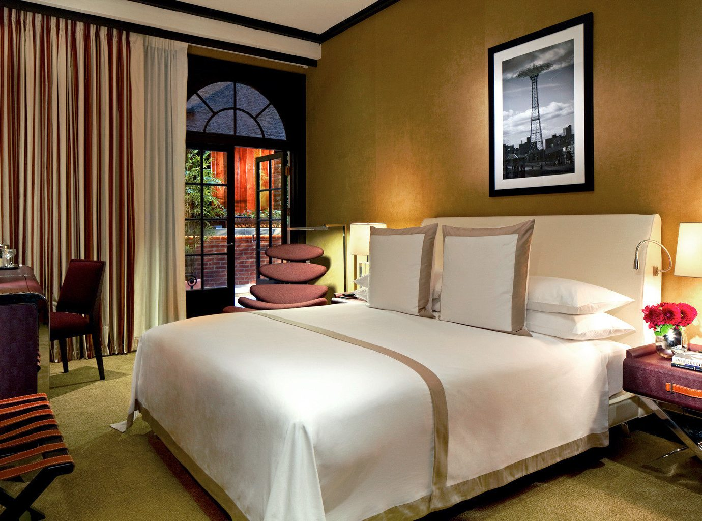 Bedroom Hip Hotels Luxury Suite property cottage living room Villa Resort