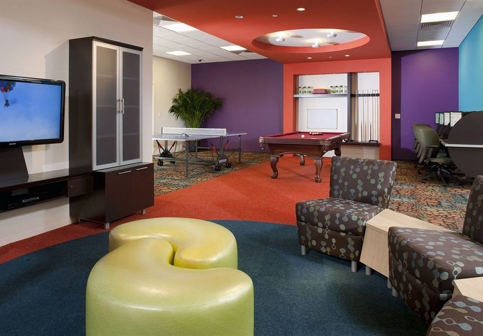 Hip Lounge Luxury Modern property living room condominium Lobby Suite recreation room home waiting room Bedroom flat leather