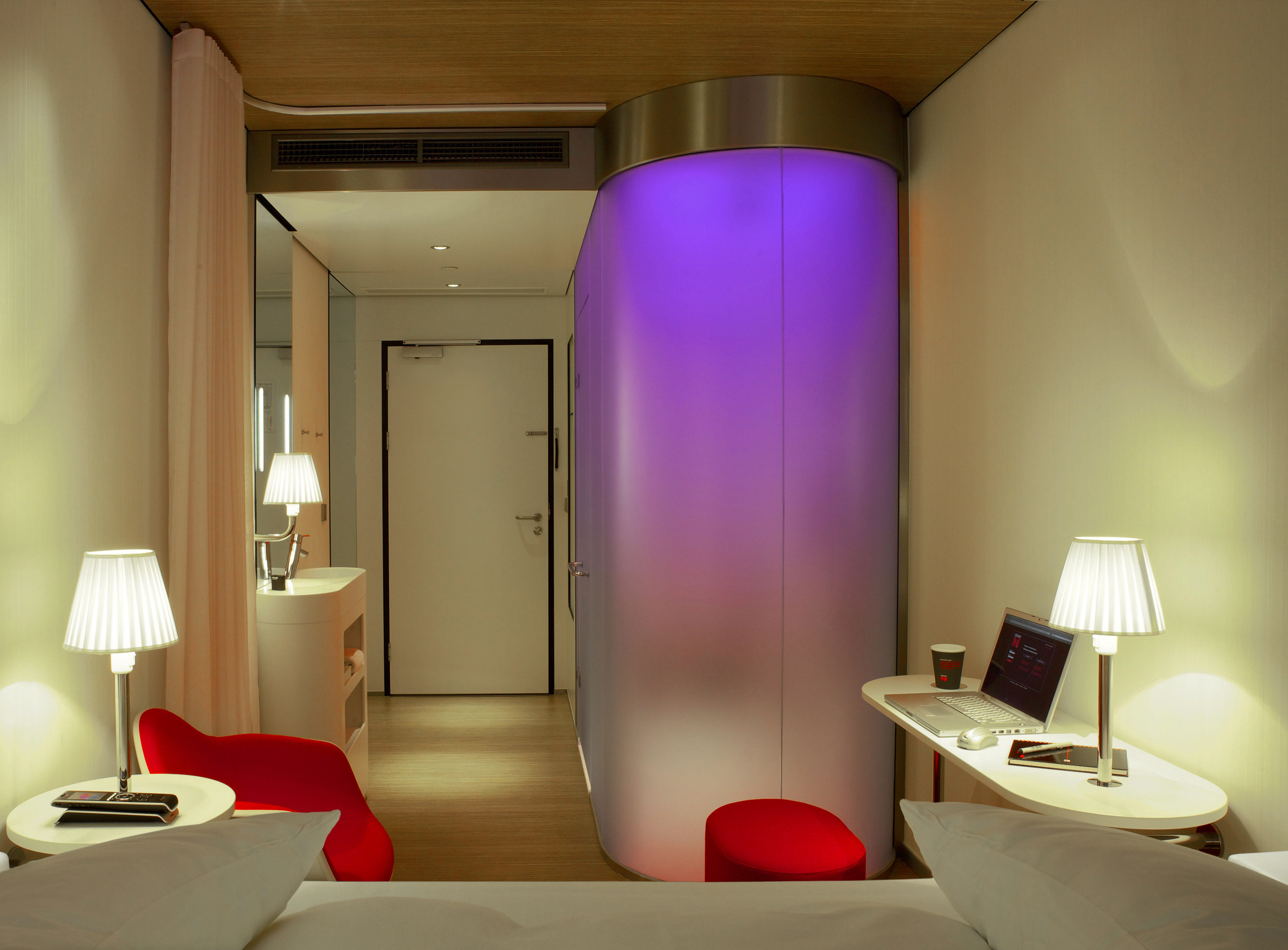 Hip Lounge Luxury Modern color Suite lighting Bedroom lamp