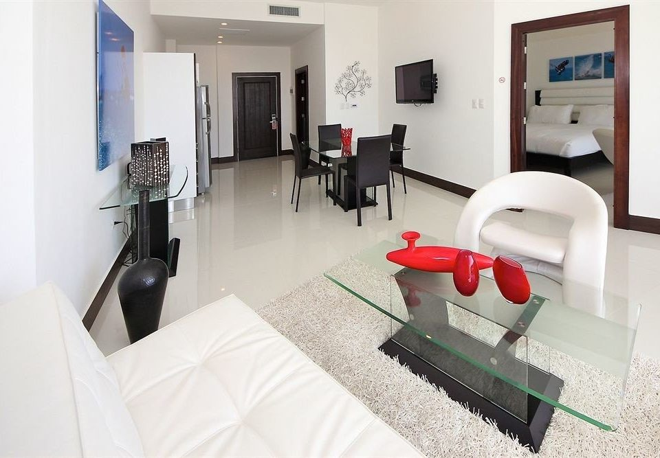 Hip Lounge Luxury Modern Scenic views property building living room Suite condominium Bedroom
