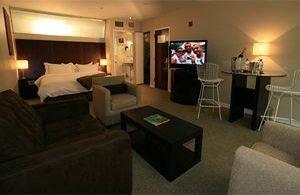 Hip Lounge Luxury Modern property Suite living room cottage Bedroom