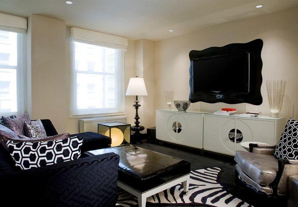 Hip Lounge Luxury Modern property living room home cottage condominium Suite Bedroom