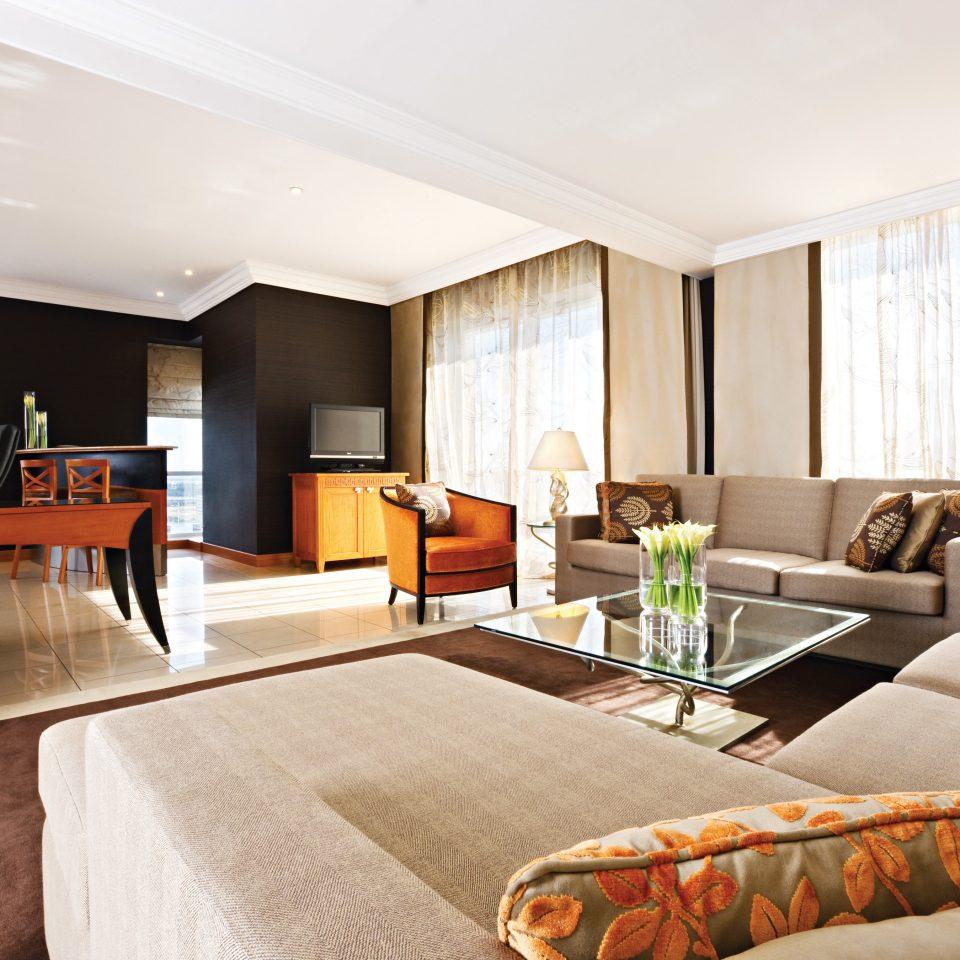 Hip Lounge Luxury Modern sofa property living room Suite condominium home hardwood Villa cottage Bedroom