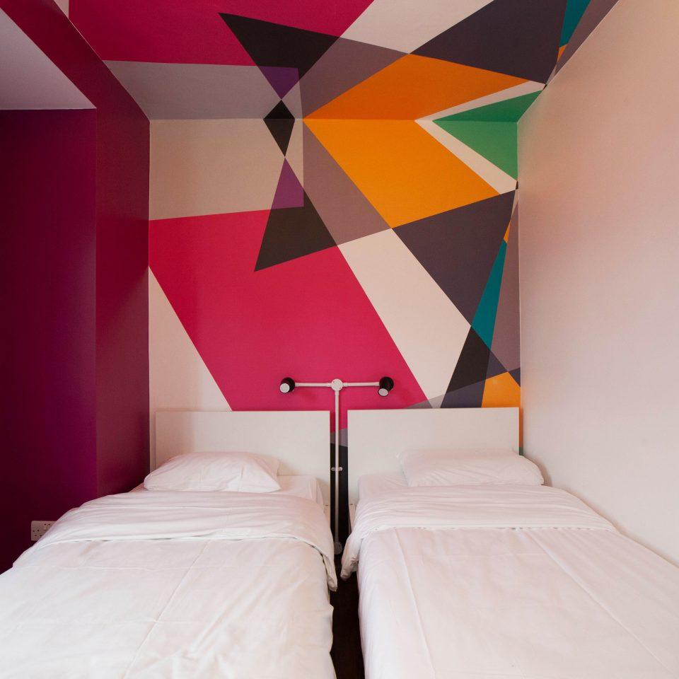 Bedroom Hip Lounge Luxury Modern Suite color bedclothes