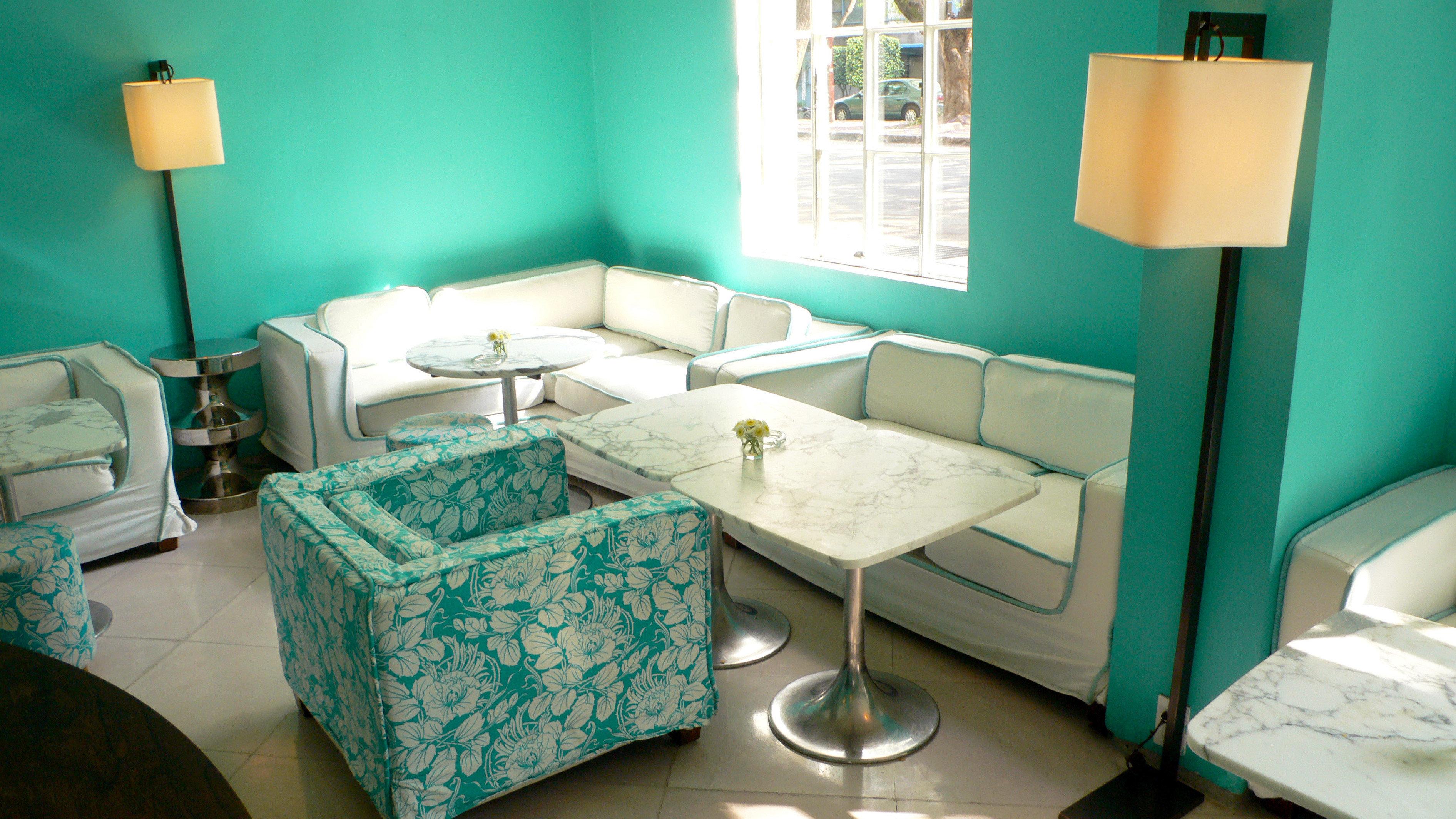 Hip Lounge Modern green living room lighting Suite Bedroom lamp leather