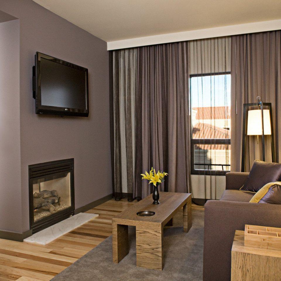 Hip Lounge living room property home Suite hardwood condominium Modern Bedroom flat
